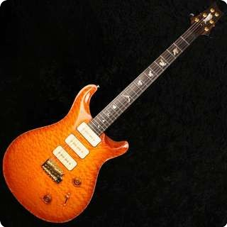 Prs Private Stock Custom 22 Soapbar Trem No. 2126 Joe Knaggs