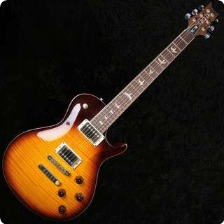 Prs Sc58 Singlecut Mccarty Tobacco Sunburst Electric Guitar Sc 58