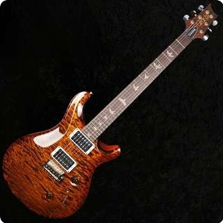 Prs Custom 24 2011 Spec 10 Top Quilt Rosewood Neck 59/09's Electric Guitar   Sold