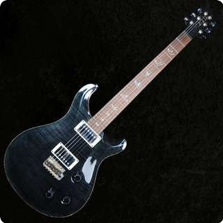 Prs Custom 22 10 Top Black Slate Wide/fat   Sold