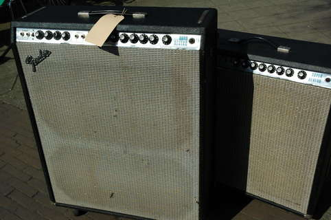 Fender Quadreverb