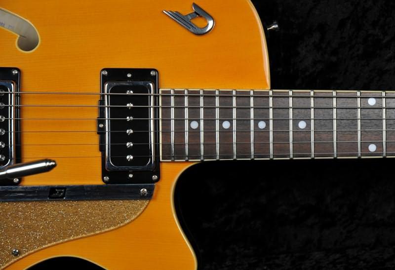 duesenberg starplayer tv semi hollow electric guitar trans orange with case sold 0 guitar for. Black Bedroom Furniture Sets. Home Design Ideas