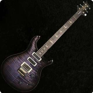 Prs Studio 2011 10 Top Purple Hazel Wide Thin