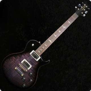 Prs Stripped 58 Purple Hazel Singlecut Electric Guitar   Sold