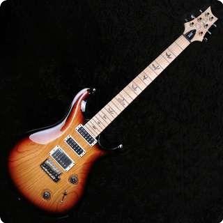 Prs Swamp Ash Studio Tri Colour Sunburst 2011 Limited Run