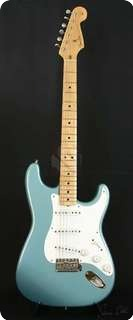 Fender Stratocaster   Custom Shop Ice Blue