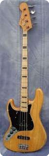 Fender Jazz Bass Lefty Left 1972 Sunburst