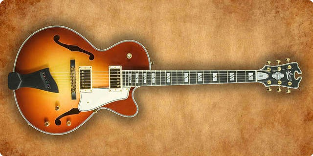 Lacey Guitars Classic Semi Solidbody (made To Order)