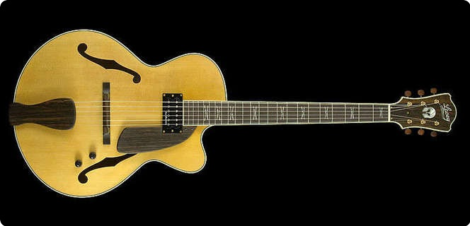 Lacey Guitars Argonaut Archtop (made To Order)