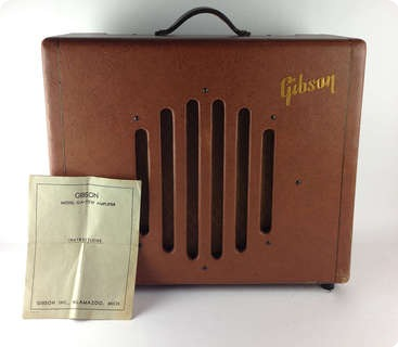 Gibson Ga75w 1951