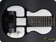 Rickenbacker Modell B 1940 Black