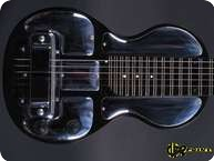 Rickenbacker Modell BR 1953 Black Chrome