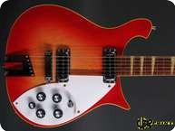 Rickenbacker 620 2006 Amber Fire Glow