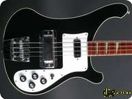 Rickenbacker 4001 1978 Jet Glo