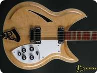 Rickenbacker 381V69 1994 Maple Glo