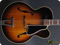 Gibson L7C 1956 Sunburst