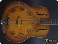 National Triolian Tenor 1930 Tan