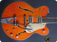 Gretsch 6120 DC 1966 Orange