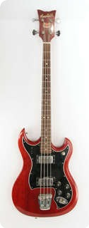 Hagstrom 4 String Bass