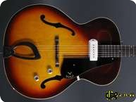 Guild X 50 Cordoba 1962 Sunburst