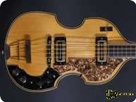 Hofner 5000 Deluxe 1969 Natural