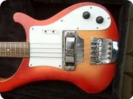 Rickenbacker 4000 1965 Fireglo