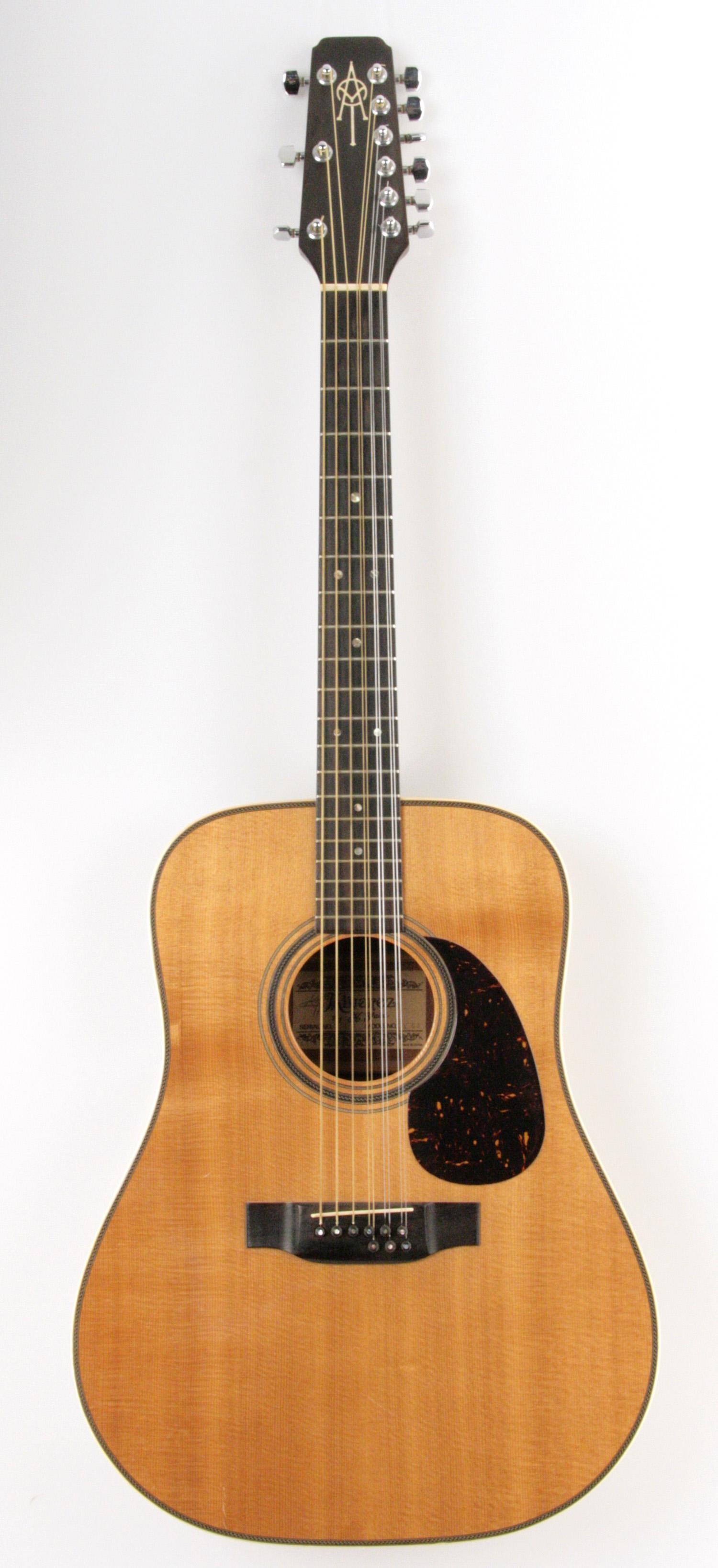 alvarez 9 string 1990 39 s guitar for sale no1 guitarshop. Black Bedroom Furniture Sets. Home Design Ideas