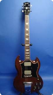 Gibson Sg/les Paul Standard 1968 Walnut Brown