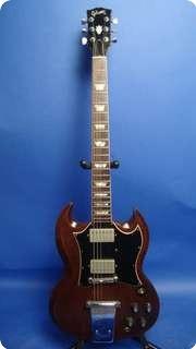 Gibson Sg/les Paul Standard 1968 Walnut Brown