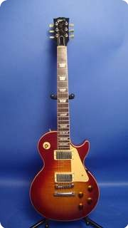 Gibson Les Paul Standard 1984 Flamed Cherry Sunburst