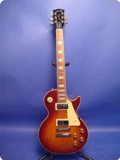 Gibson Les Paul Standard 1988 Cherry Sunburst