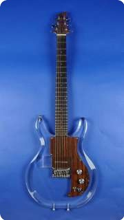 Ampeg Dan Armstrong 1969 Clear