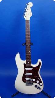 Fender Custom Shop 60 Stratocaster 1993 Olimpic White