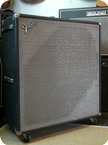 Fender Bassman 2x15 Cab 1974