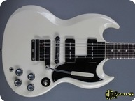 Gibson SG Special 1966 White
