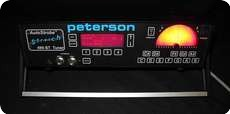 Peterson Strobe Tuner Storbe Tuner 490 ST Strech Tuner 2004