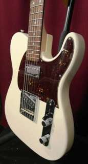 G&l Usa Asat Classic Bluesboy White