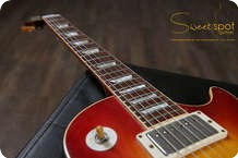 Gibson Les Paul Standard 1958 Historic Reissue V.O.S. R8 AGED 2006 HCS