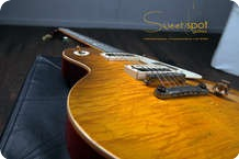 Gibson Les Paul 1959 Historic Reissue Collectors Choice 4 AGED Sandy R9 Goldie 2012 Sandy