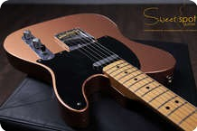 Fender Telecaster NOCASTER 1951 Relic Custom Shop CS 51 Tele Copper 2006 Copper