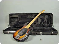 Ernie Ball Musicman Stingray SR4 Classic ON HOLD 2010 Tobacco Sunburst