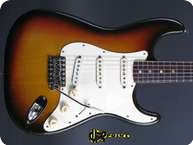 Fender Stratocaster 1971 3 tone Sunburst