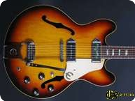 Epiphone Casino E230TD 1968 Sunburst