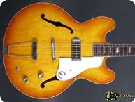 Epiphone Casino 1963 Royal Tan Sunburst