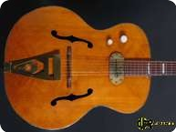 Grafton Jazz Guitar 1940 Natural
