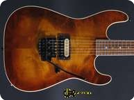 Weiman Star 1988 Sunburst