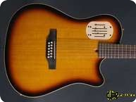 Godin A12 12 string 1994 Sunburst