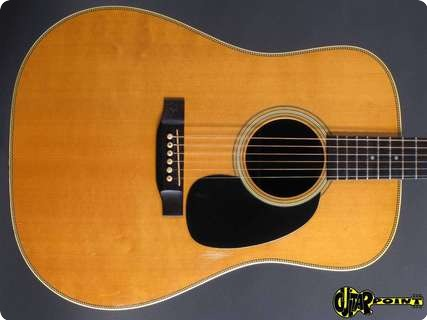 Martin Hd 28 1979 Natural