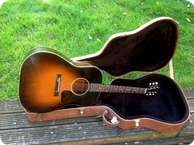 Gibson J 45 1943 Sunburst