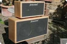 Artesound Amps ASreverb Walnut